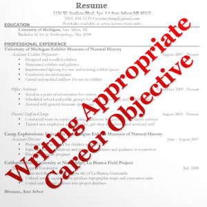 how to write a best career objective - Objective In Resume For Freshers