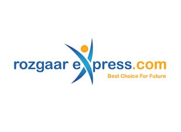 Rozgaar Express logo