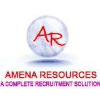 Amena Resources Company Logo