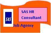 SAS HR Consultant Logo