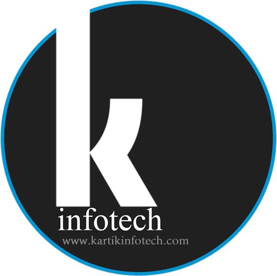 Kartik Infotech logo