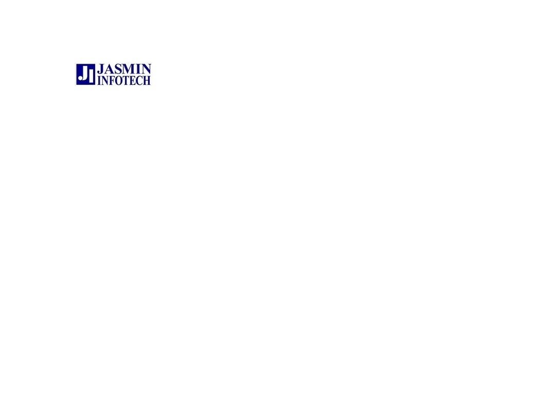 Jasmin Infotech Pvt. Ltd., logo