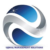 Ujjwal  Management Solution Logo
