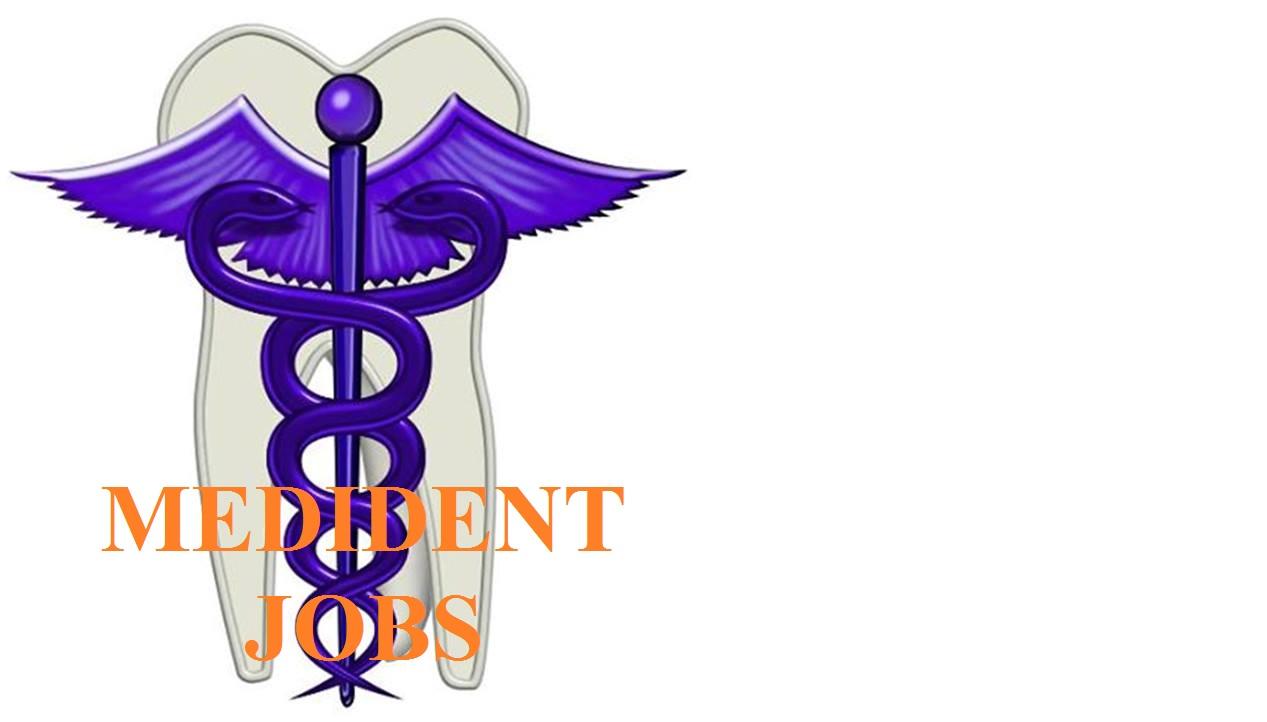Medident Jobs logo