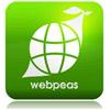 WebPeas logo