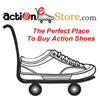Action Shoes Estore logo