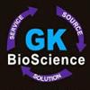 Gk Bioscience logo
