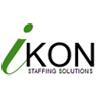 Ikon Staffing Solutions logo