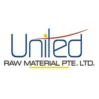 United raw material Pte Ltd logo