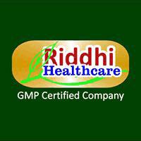 Riddhi Healthcare logo