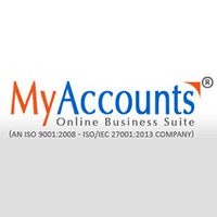 Myaccounts Online Softwares Pvt Ltd logo