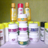 Aman Herbal Cosmetics logo