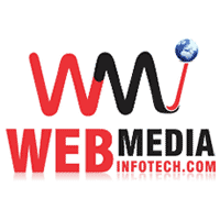 Web Media Infotech logo