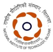 National Institute of Technology Silchar logo