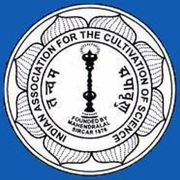 Indian Association for the Cultivation of Science logo