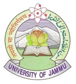 University of Jammu Company Logo