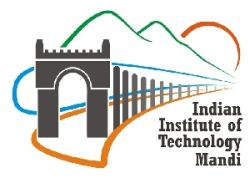 Indian Institute of Technology Mandi logo