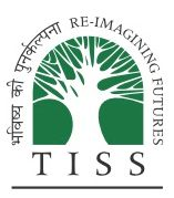 Tata Institute of Social Sciences logo