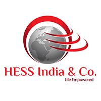 HESS India & Co. logo