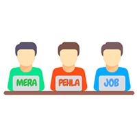 Mera Pehla Job logo