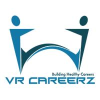 Vr Careerz logo