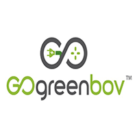 Go Green Bov logo