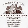 Riverine Springs logo