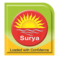 Surya Distributors logo