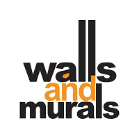 Walls and Murals logo