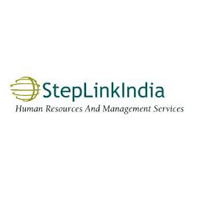 Step Link India Placement logo