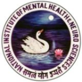 National Institute of Mental Health and Neuro Sciences logo