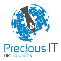 Precious It Hr Solutions Logo