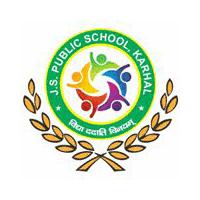 J S Public School logo