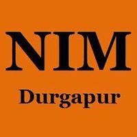 NIM Durgapur logo