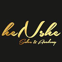 heNshe Salon & Academy logo