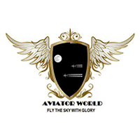 Aviator world logo