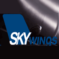 Skywings Academy of Aviation and Tourism logo