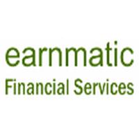 Earnmatic financial services logo