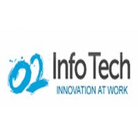 O2 Infotech logo