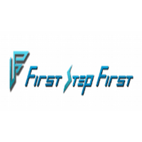 First Step First Company Logo