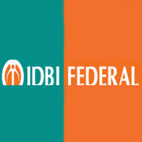 IDBI FEDERAL logo