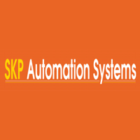 SKP AUTOMATION SYSTEMS logo