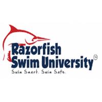 razorfish swim university logo