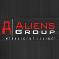 Aliens Group logo