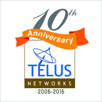 Telus Networks logo