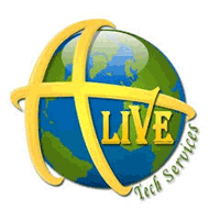 ALIVE TECH SERVICES logo