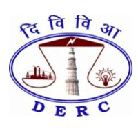 Delhi Electricity Regulatory Commission logo