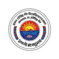 Dr Harisingh Gour Vishwavidyalaya logo