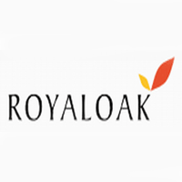 Royaloak India logo