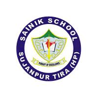 Sainik School Sujanpur Tira logo